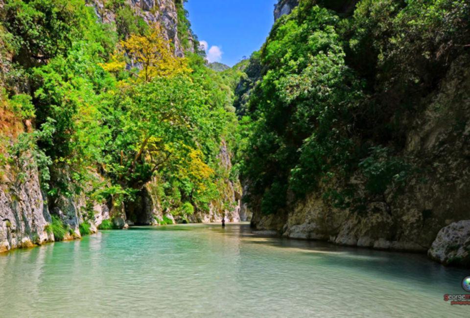 Acheron River/Ποταμός Αχέροντας