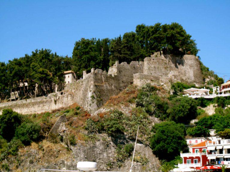 Parga's Venetian Castle/Ενετικό Κάστρο Πάργας