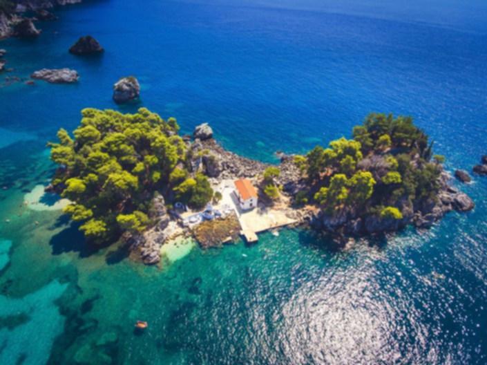 Νησάκι Πάργας/Parga Island
