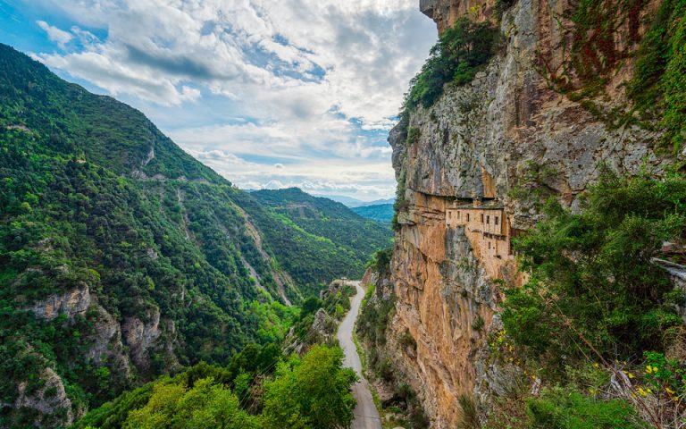 Kipina Monastery/Μοναστήρι Κιπήνας
