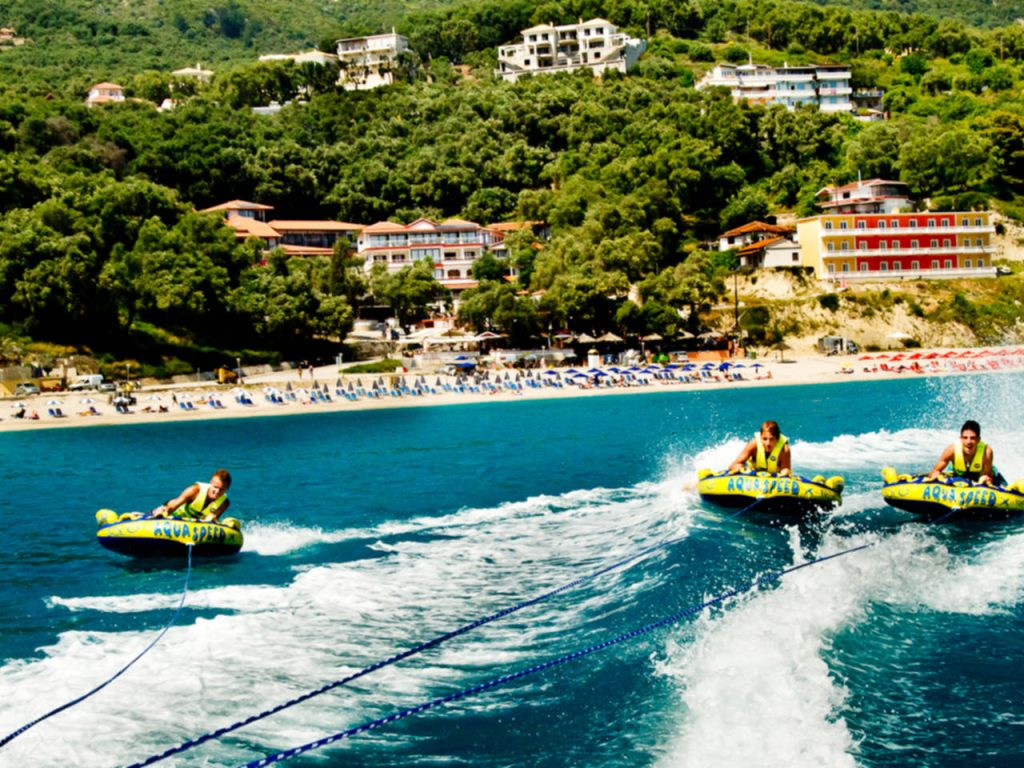 Watersports In Parga/Θαλάσσια Σπορ στην Πάργα